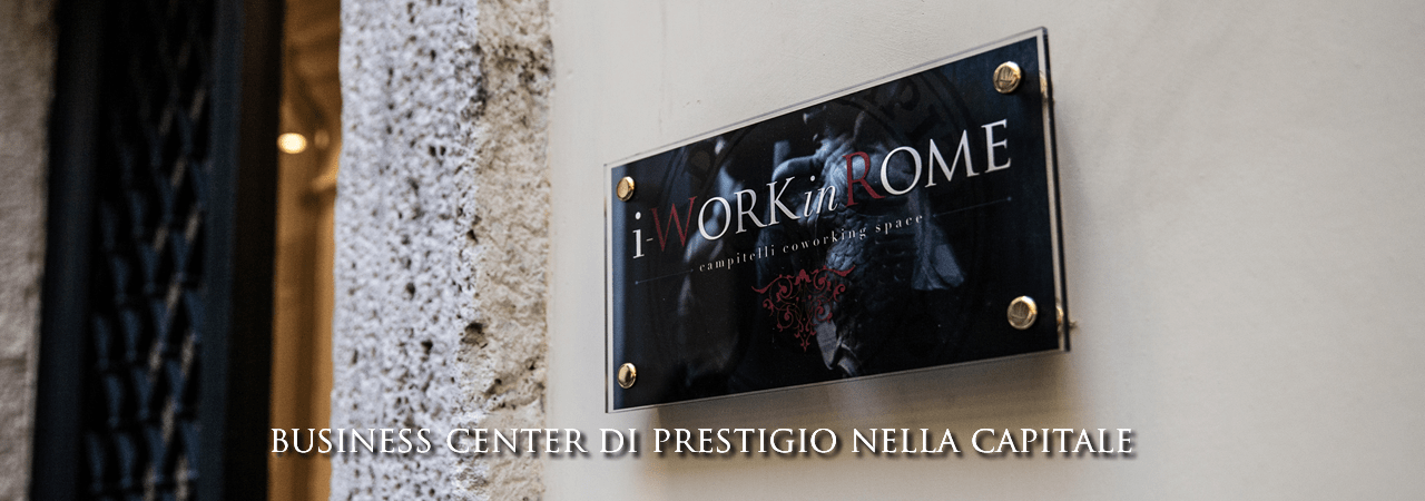 i-WORKinRome