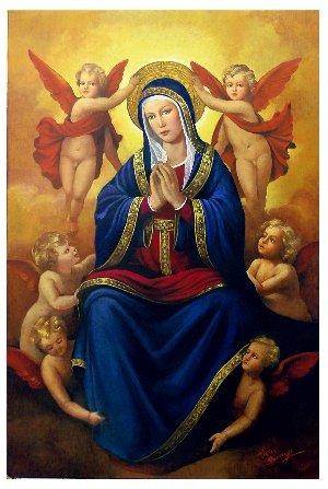 Madonna assunta in cielo