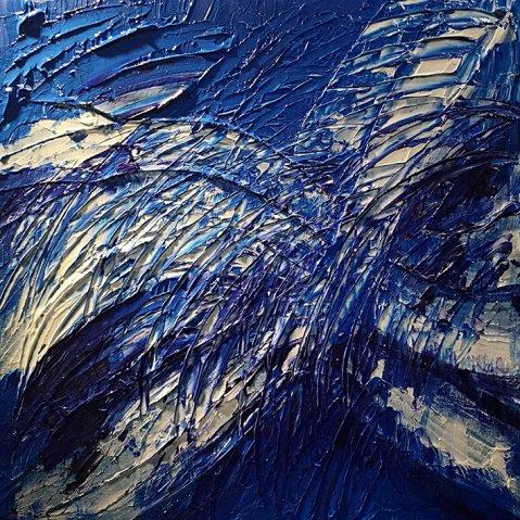 Dreams_acrylic_spatulated_on_canvas_40x40_cm_ok