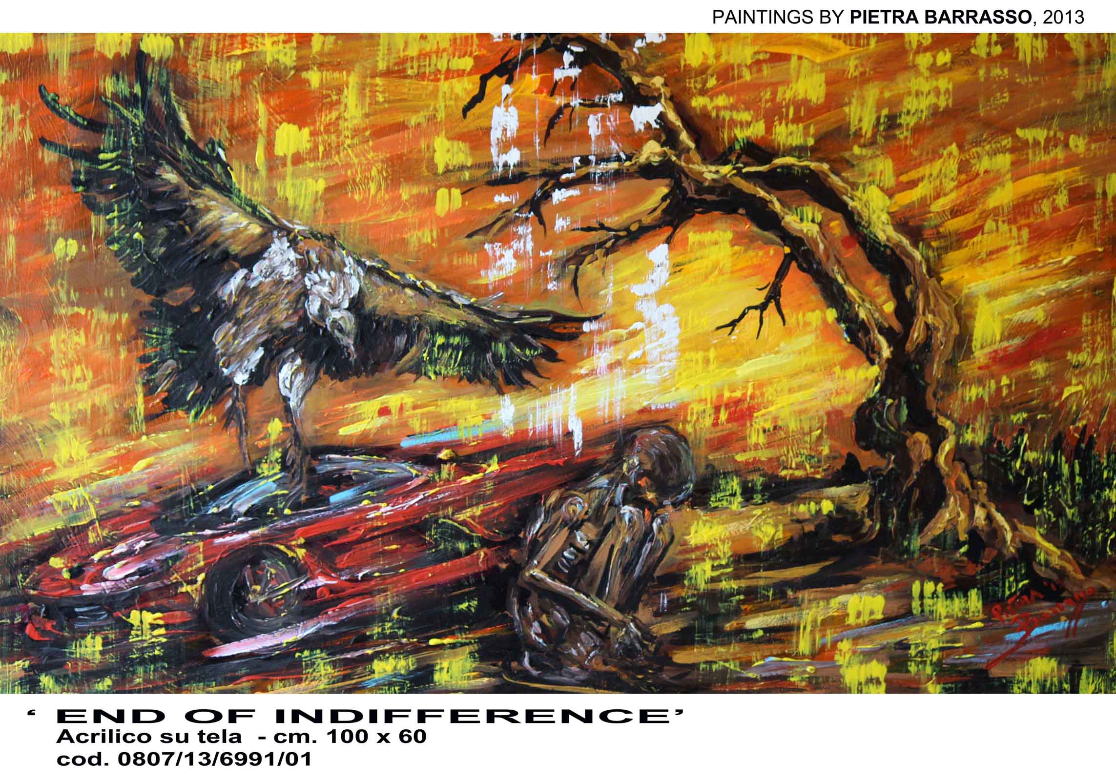end of indifference