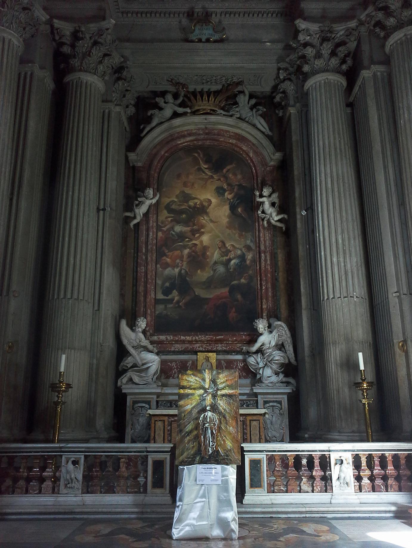 S Maria in Portico in Campitelli