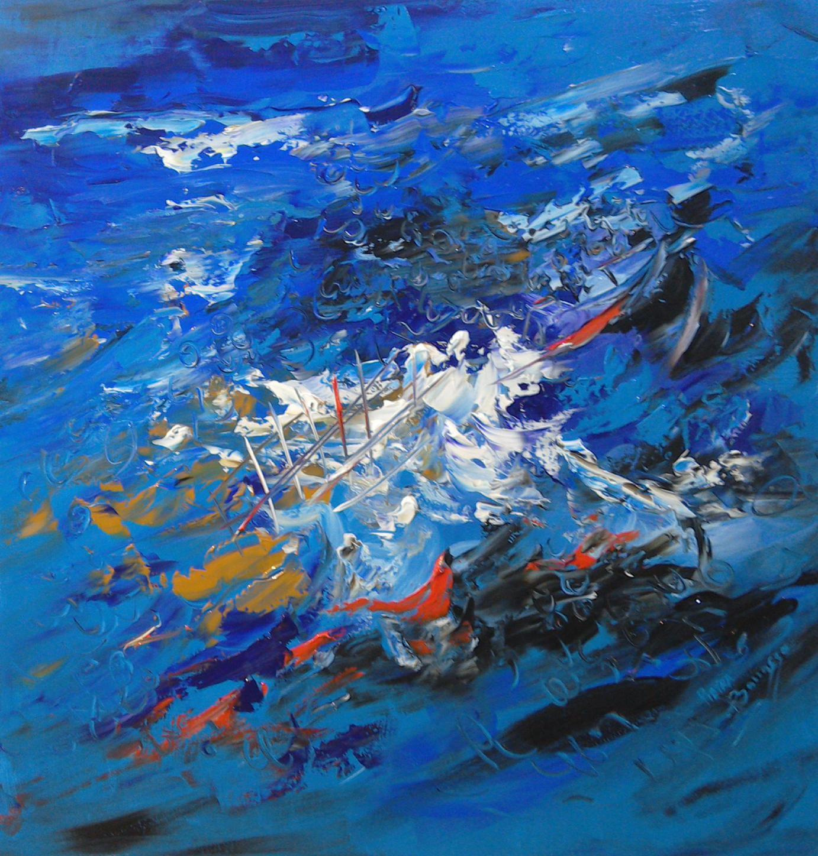 2016 Tempesta nel Mediterraneo